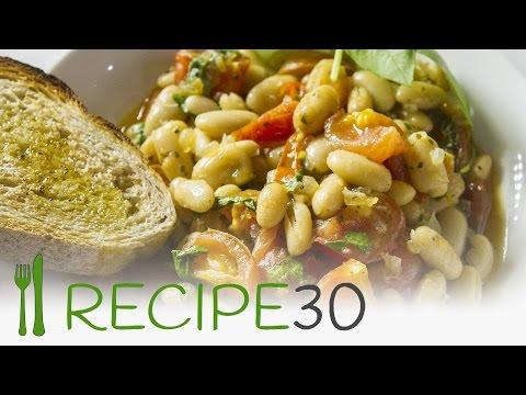 Cannellini beans provencale recipe