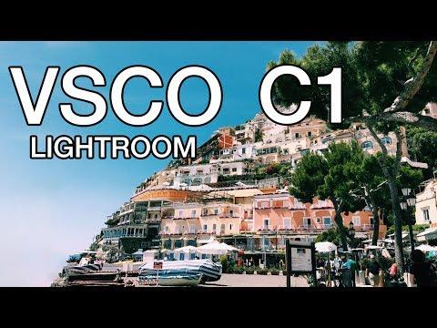 Effetti VSCO GRATIS Con Lightroom + Download Preset