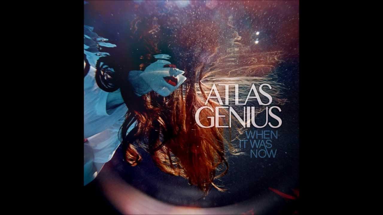 Atlas Genius - Through The Glass (Lyrics)