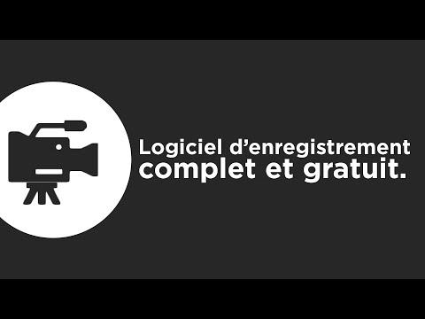 Logiciel d'enregistrement complet et gratuit - OBS Studio