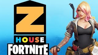 NOOB GETS SEINE ERSTE WIN IN FORTNITE! (Feat. Z Haus)