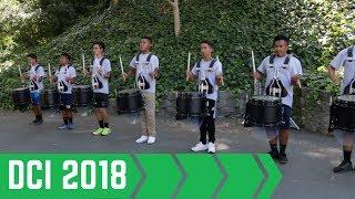 Blue Devils B 2018 Drumline