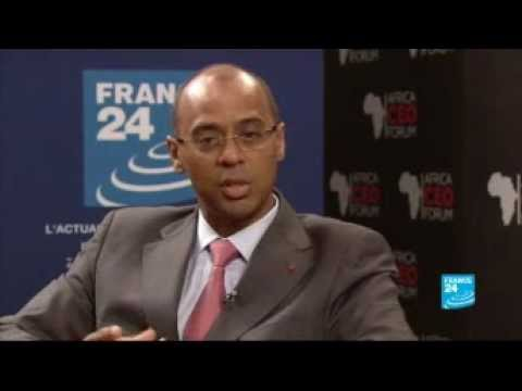Interview de France 24 avec Thierry Tanoh, DG d'Ecobank
