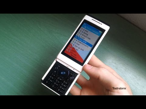 Sony Ericsson Aino U10 review (ringtones, themes and others)