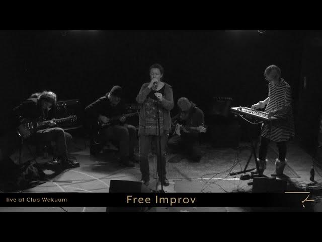 Free Improv @ !nterpenetration 2.0.1