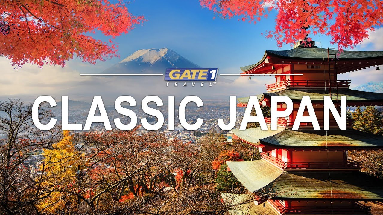 Gate 1 Travel Christmas Markets 2020 Japan Vacations with Gate 1 Travel   YouTube