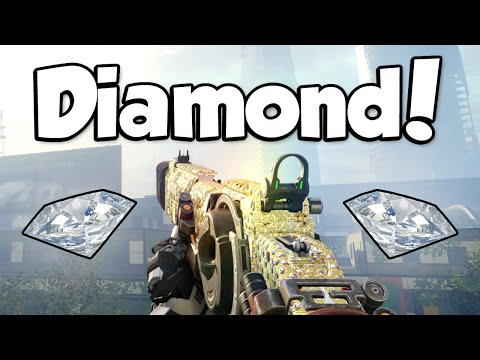 DIAMOND CAMO! (Call of Duty: Black Ops 3 Diamond Camo Shotguns)