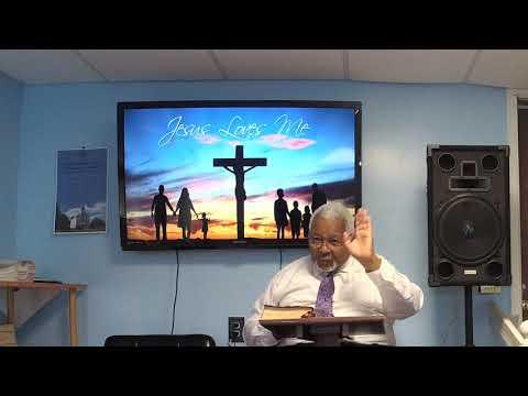 Love On Display By Sr. Pastor James E. Clark (2/17/2018)