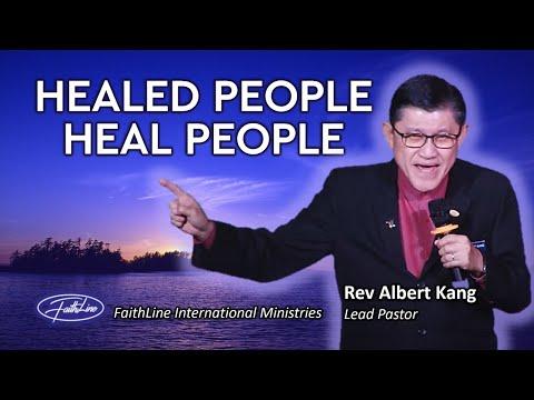 Rev Albert Kang - Healed People, Heal People