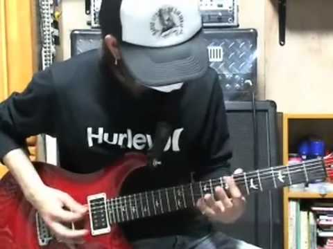Reborn FACT Guitar cover