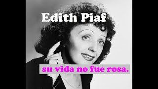 Édith Piaf (Musical Artist)