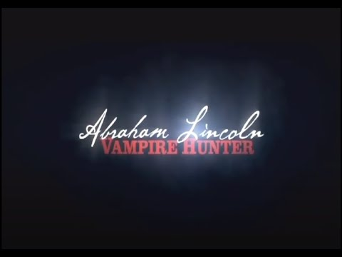 Abraham Lincoln: Vampire Hunter at the Presidential Museum