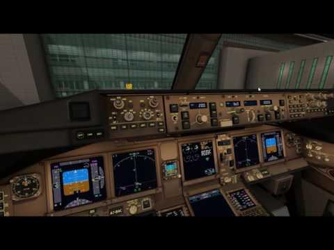 PMDG Qatar Airways 777 300er