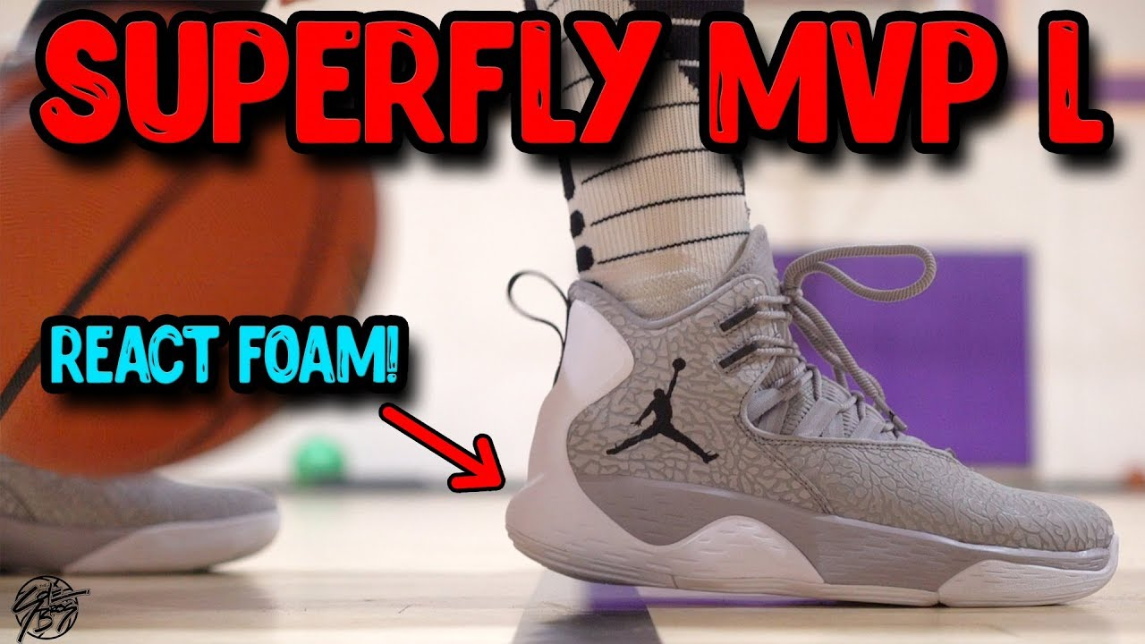Jordan Super.Fly MVP L Performance Review!