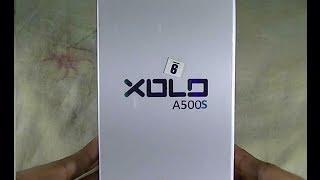 Xolo A500S IPS Unboxing & price in India