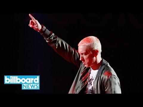 Eminem's 'Revival' Heading for No. 1 on Billboard 200 Chart | Billboard News