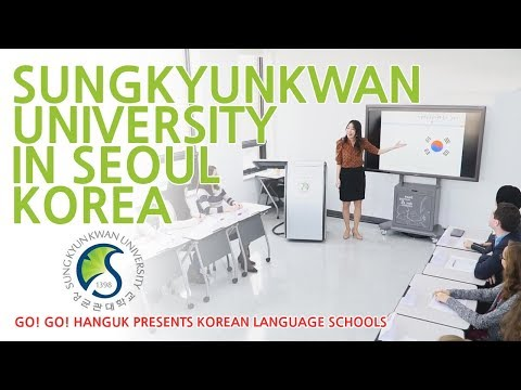 Go! Go! Hanguk Presents: Sungkyunkwan University