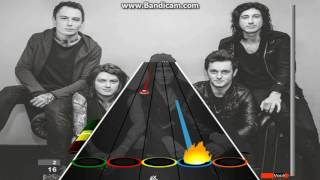Guitar Flash Gone - Asking Alexandria 100% Expert 9,070