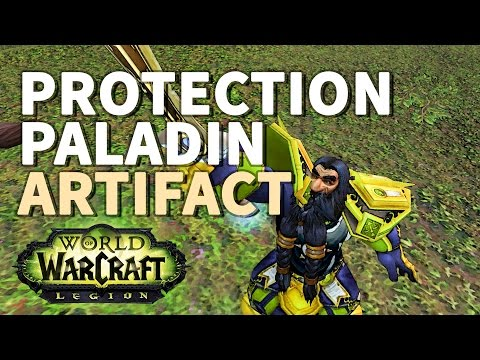 Shrine of the Truthguard WoW Protection Paladin Artifact Scenario