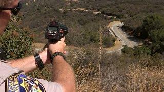 Mulholland Riders  9/16 - Radar Trap, Fast Bikes, Crash & Save