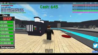 Quoi de moins que le GUY THERE-Assault Rifle Tycoon/ROBLOX