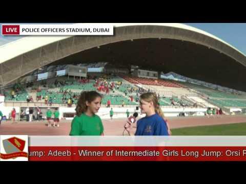 English College Dubai - Sports Day 2012