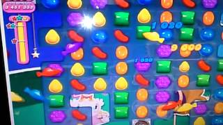 Candy crush level 410 completo
