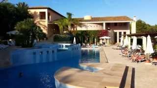 Zu Gast im Sentido Pula Suites Golf and Spa Mallorca