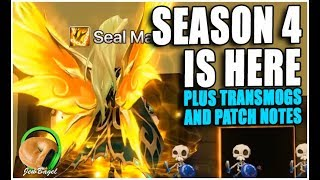 SUMMONERS WAR : World Arena Season 4, New Transmogs, Siege Updates, and More...
