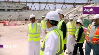 إنشاء لجنة لمراقبة العمال في قطر قبل مونديال 2022