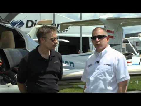 Diamond Aircraft's Upgraded Twin DA42s - Flying Magazine