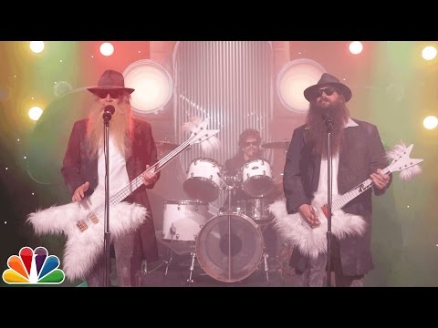"First Drafts of Rock: ""Legs"" by ZZ Top (w/ Chris Stapleton and Kevin Bacon)"