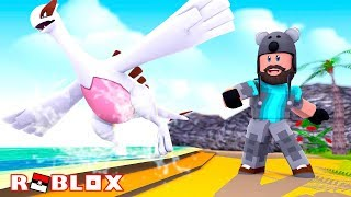 SHINY LUGIA!! | Pokémon Brick Bronze [#103] | ROBLOX