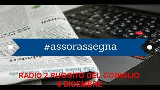 RAI RADIO2 - RUGGITO DEL CONIGLIO - 6 DICEMBRE