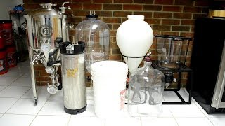 Choosing a Fermenter: Bucket, Carboy, Keg, or Conical