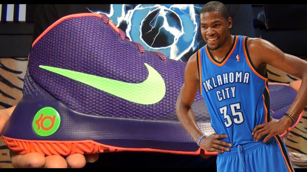 Видеообзор Nike KD Trey 5 III