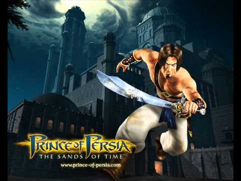 Prince Of Persia The Sands Of Time Soundtrack Main Theme Youtube
