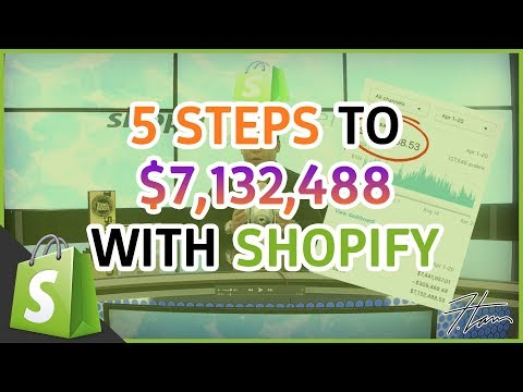 shopify-masterclass-|-the-5-steps-blueprint-to-$7.1-million-with-shopify