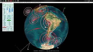 11/03/2018 -- California Volcano Shifting?  New Deep quakes + Large Earthquake potential