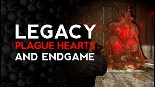 GUIDE to Legacy Plague Hearts and ENDGAME - State of Decay 2