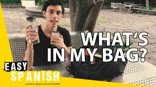 Whats in my bag? | Super Easy Spanish 3