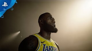 NBA 2K19 - Come for the Crown feat. LeBron James | PS4