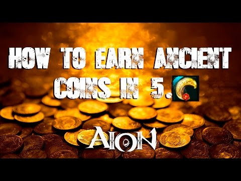 How To Earn Ancient Coins In 5.0 [Asmodian Guide]