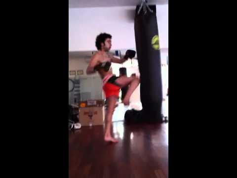 Manuel Migliorini vs sacco part 2 - PRO FIGHTING PIACENZA