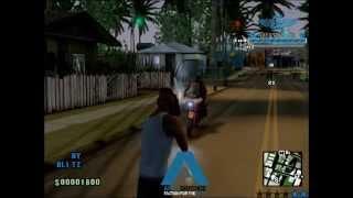 GTA SA - ARES C HUD By Duke Blitz // (Free Download)