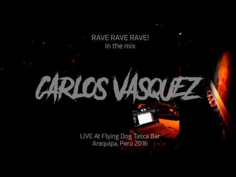 Set Live by Carlos Vasquez at Flying Dog Tasca-Bar