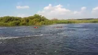 Мужчину спасли на гагаринской плотине