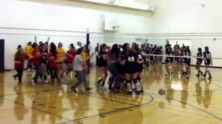 Taft vs. Granada Volleyball Frosh/Soph West Valley League 2011 Thumbnail