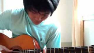 Ten2Five You cover guitar and vocal