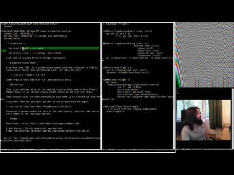 0 - Pushing Pixels with Lisp - Hashing on the GPU